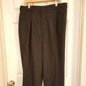 Giorgio Armani Wool Dress Pants Mens 36